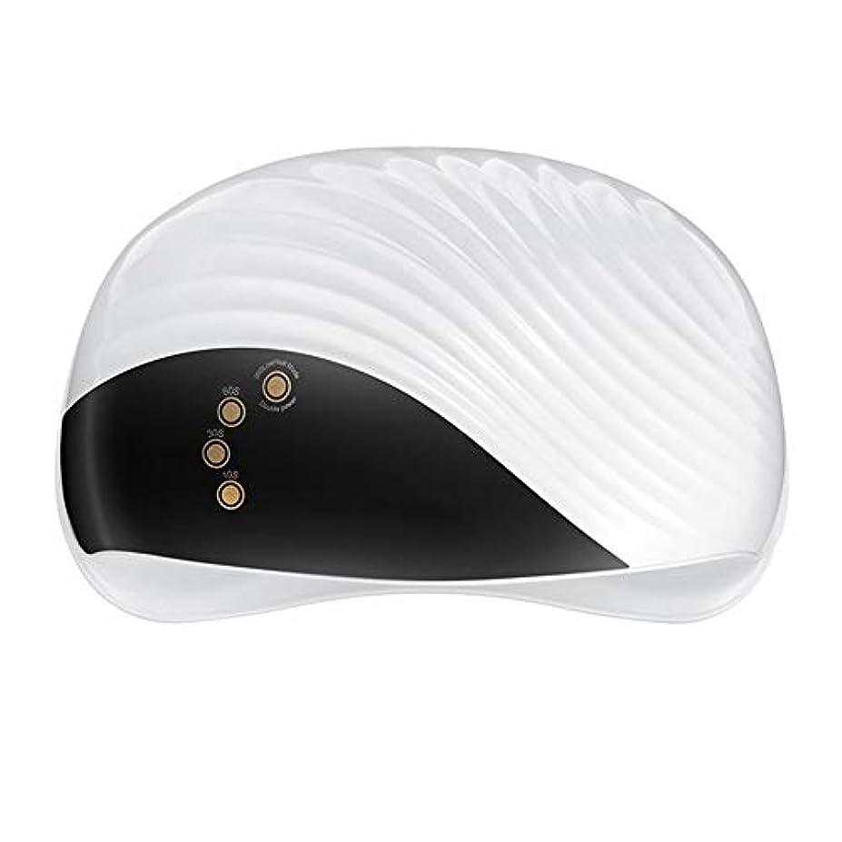 複雑でない宗教的な過半数LED UVネイルライト、300W高速誘導糊の乾燥機、デュアル赤外線光源インテリジェント応答