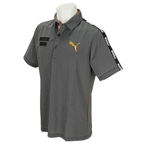 ee74e5518801c プーマ PUMA 半袖シャツ・ポロシャツ REBEL 半袖ポロシャツ プーマブラック 01 XXLの画像