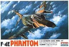 1/144 ジェットファイターシリーズシリーズ F-4Eファントム