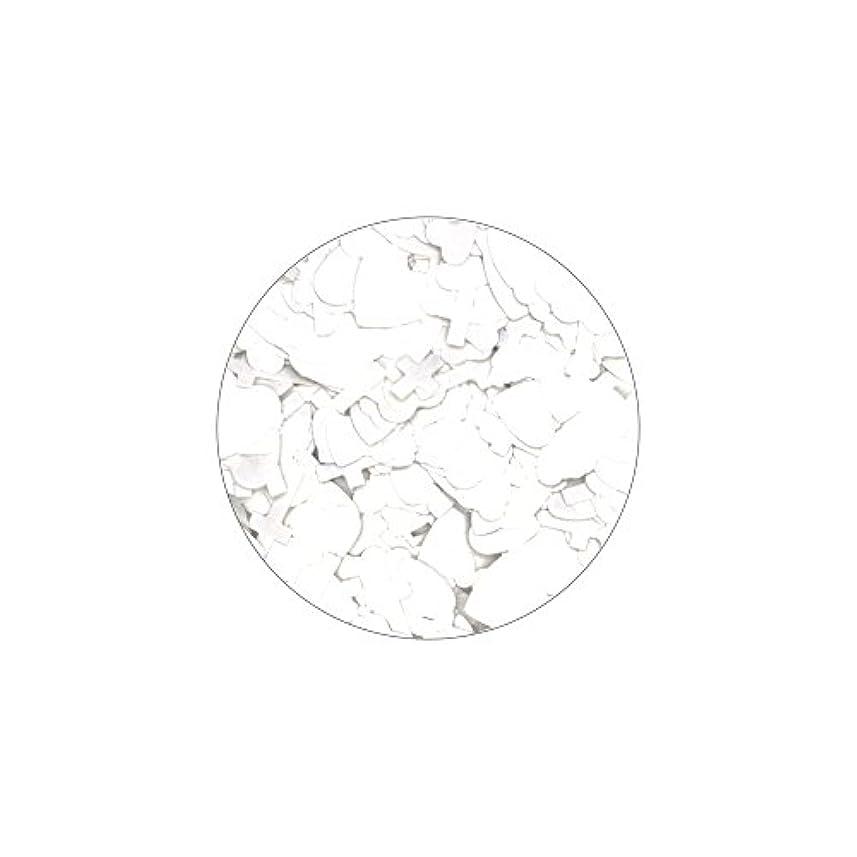 孤独なソファー予備ハートクロスミックスホロ【ホワイト】ホログラム