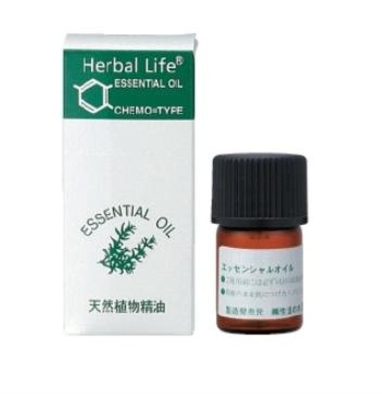 クレアポール血生活の木 エッセンシャルオイル ジンジャー 精油 3ml アロマオイル アロマ