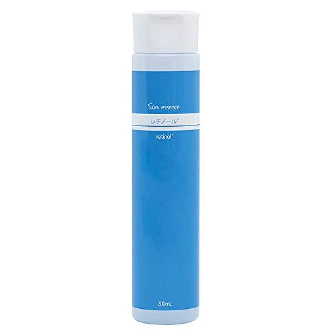 純粋な賛辞カリキュラムレチノール配合美容液 200mL
