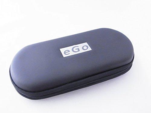 電子タバコ 携帯ケース ジッパー付PUケース Vape ego-t ego-c たばこ フレーバー リキッド 煙草 タバコ 電子たばこ ER-TBCASE-M