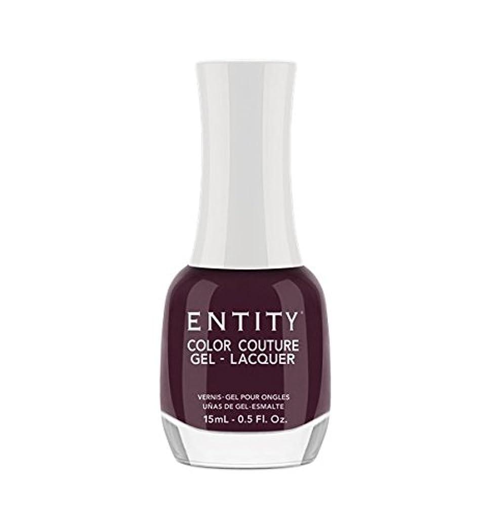 シート置換意志Entity Color Couture Gel-Lacquer - She Wears the Pants - 15 ml/0.5 oz
