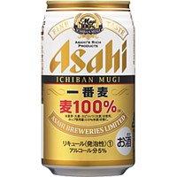 アサヒ 一番麦 350ML × 24缶