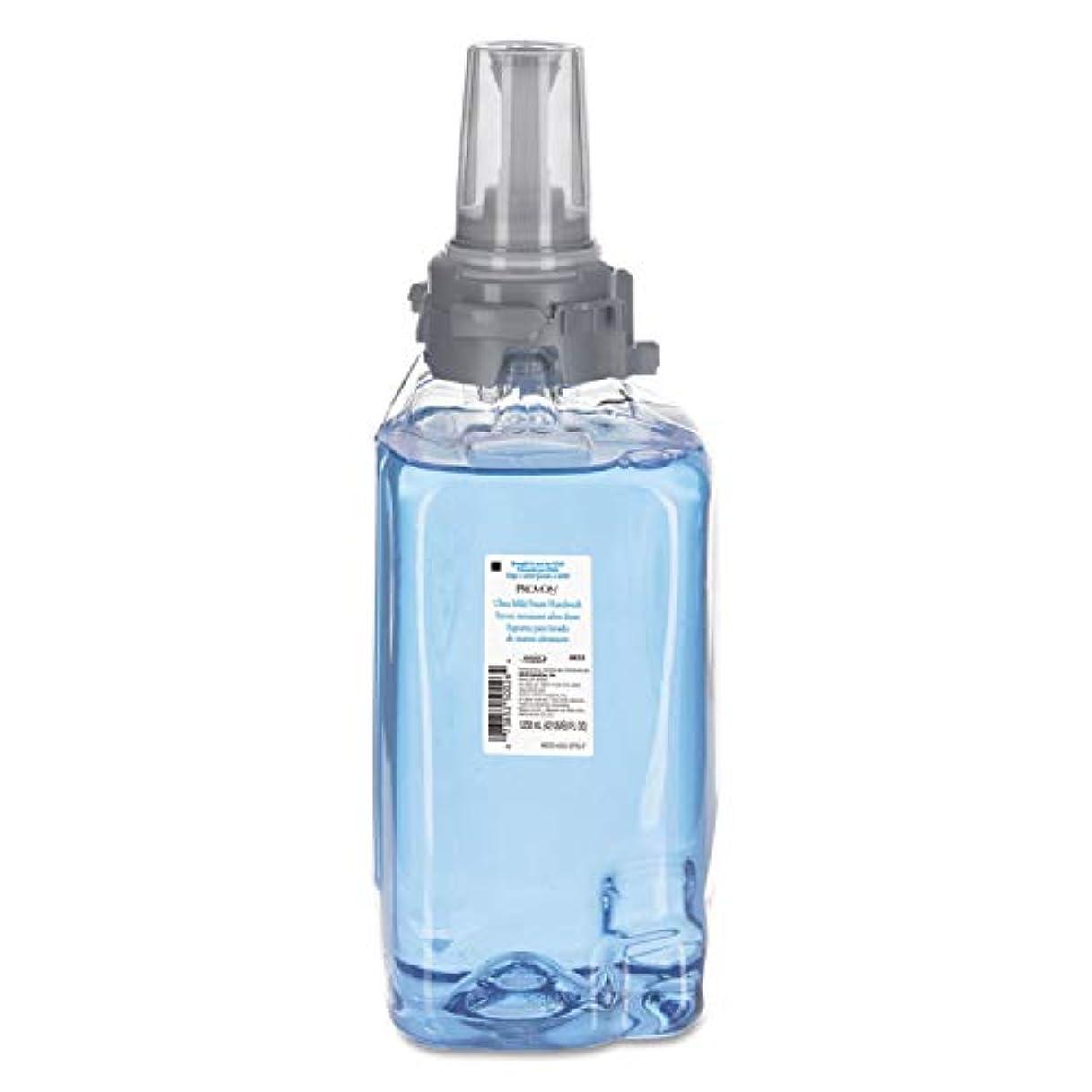 地上で姿勢にじみ出るgoj883303 – go-jo Industries Ultra Mild Foam Handwash