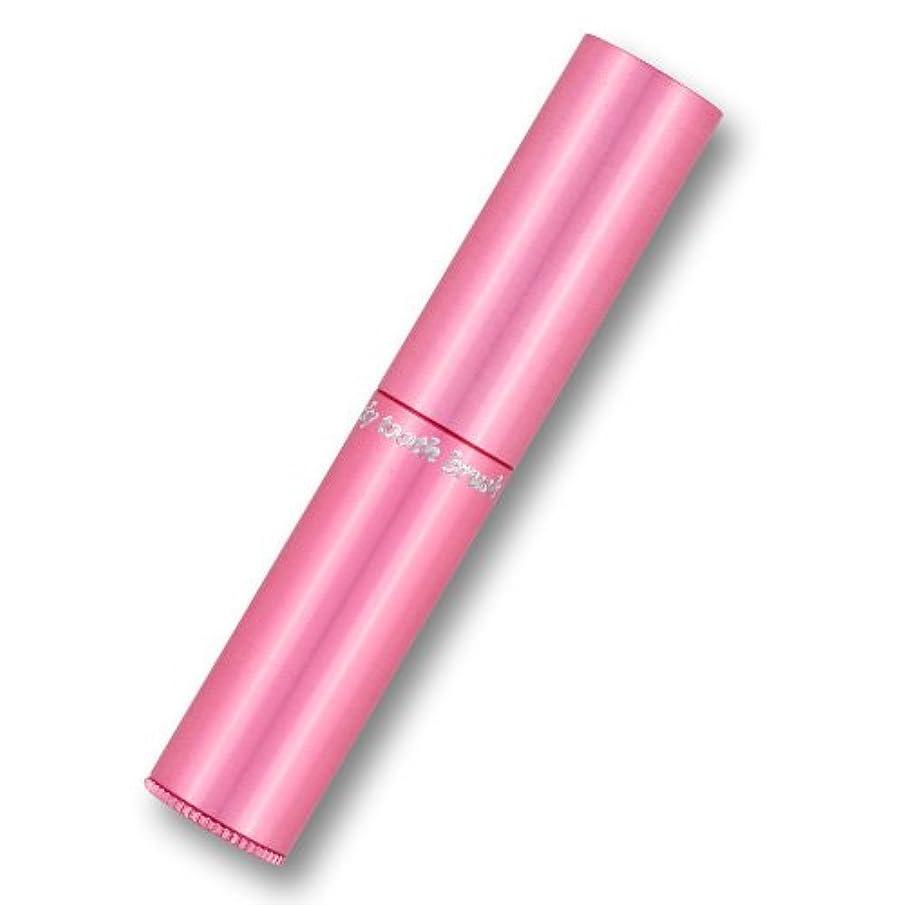 サンドイッチヒューバートハドソン間欠携帯歯ブラシ?タベタラmigaCO(ピンク)