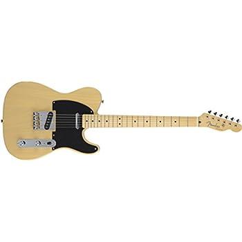 Fender エレキギター MIJ Hybrid '50s Telecaster®, Maple - Off White Blonde