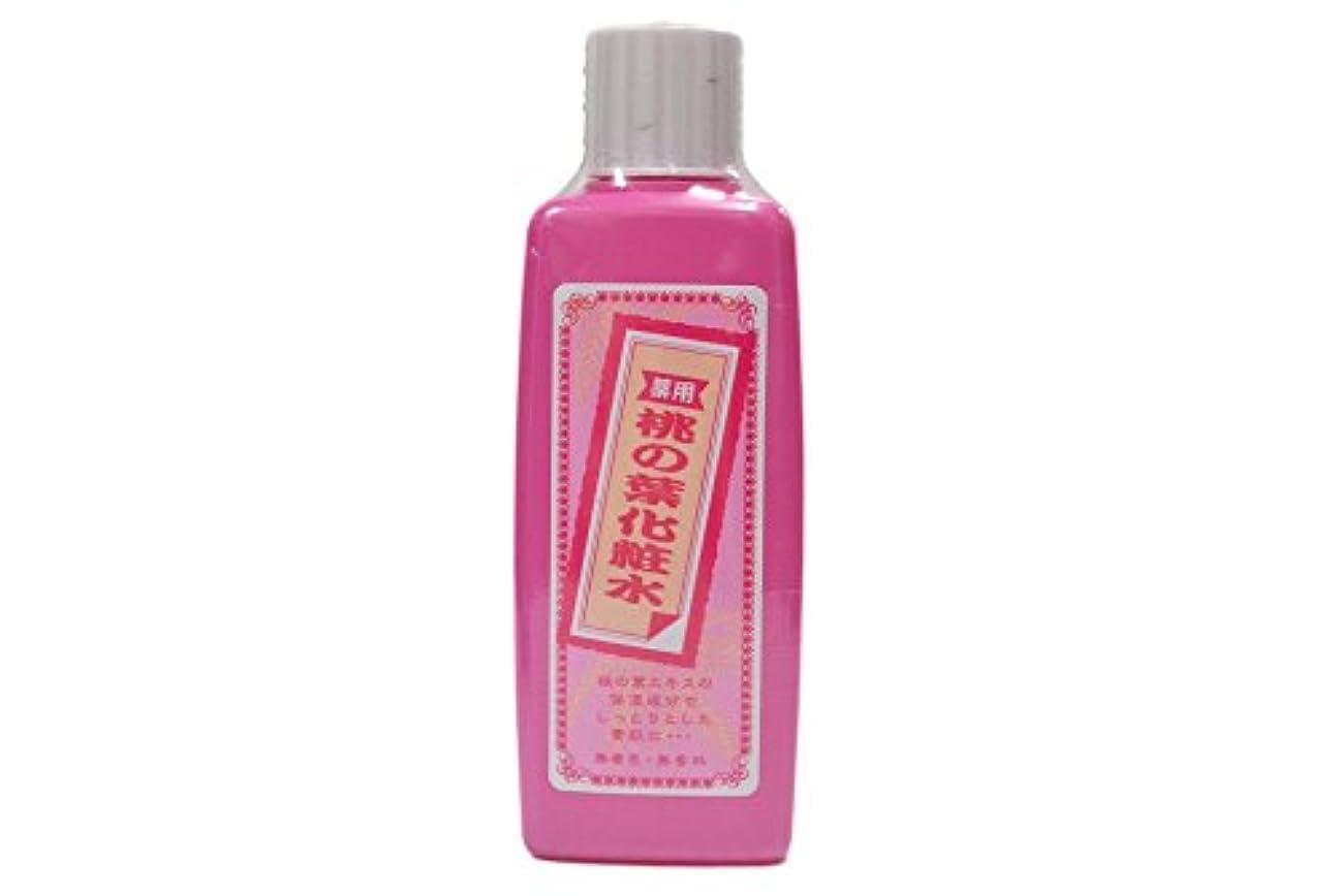 検出可能海上スプーン薬用 桃の葉 化粧水
