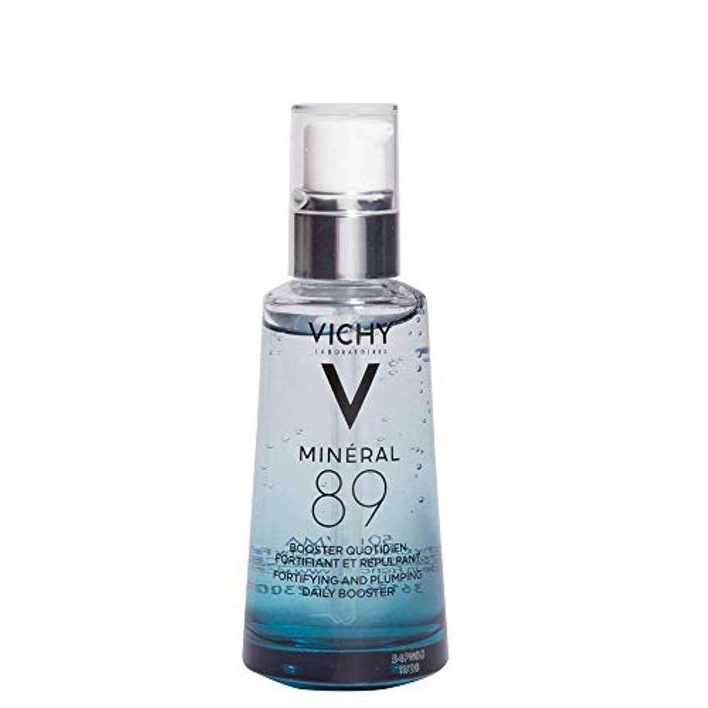 神学校誤テレビVichy Mineral 89 Fortifying, Hydrating & Plumping Daily Skin Booster, Face Moisturizer with Hyaluronic Acid, 1.67...