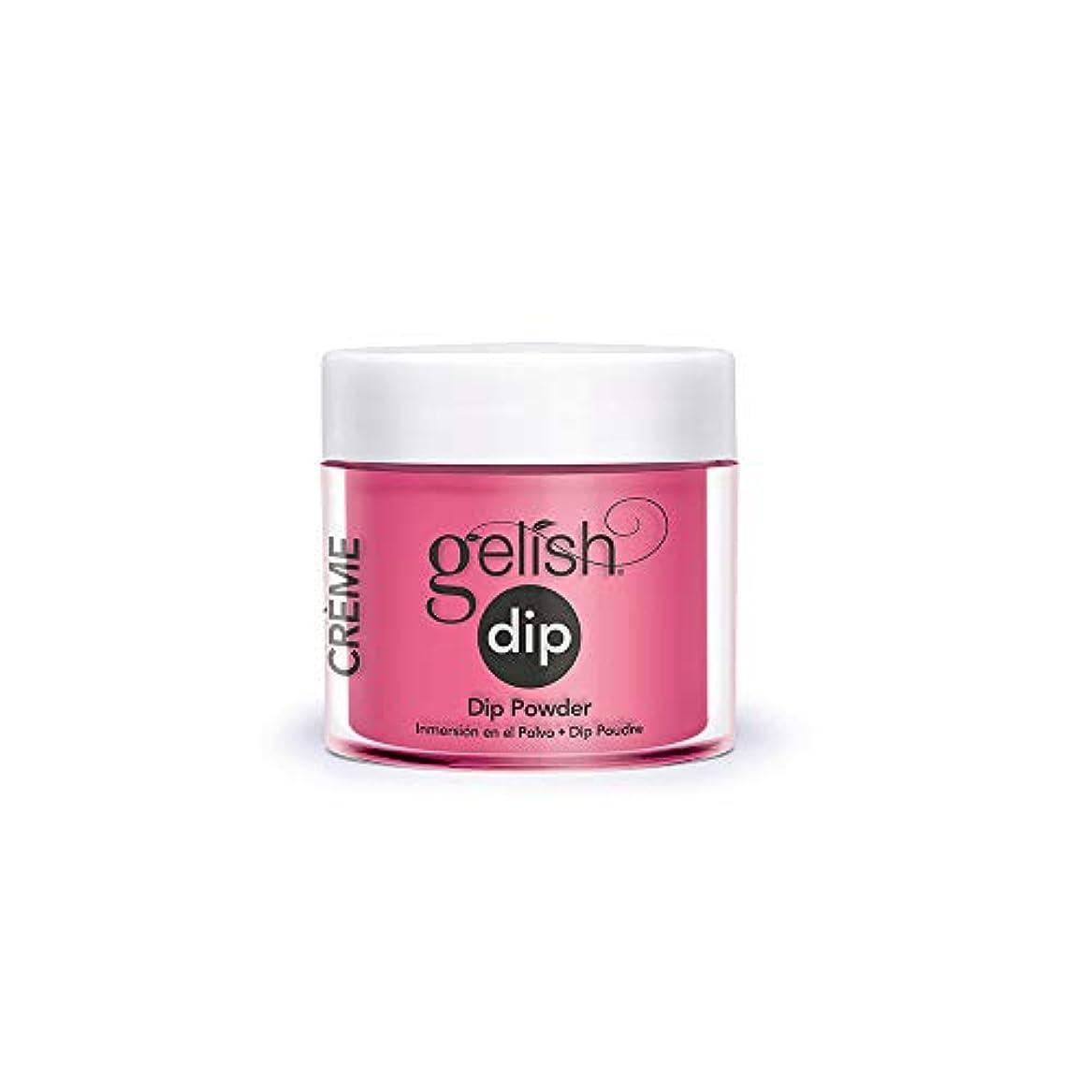 勇者びっくり処方するHarmony Gelish - Acrylic Dip Powder - Don't Pansy Around - 23g / 0.8oz