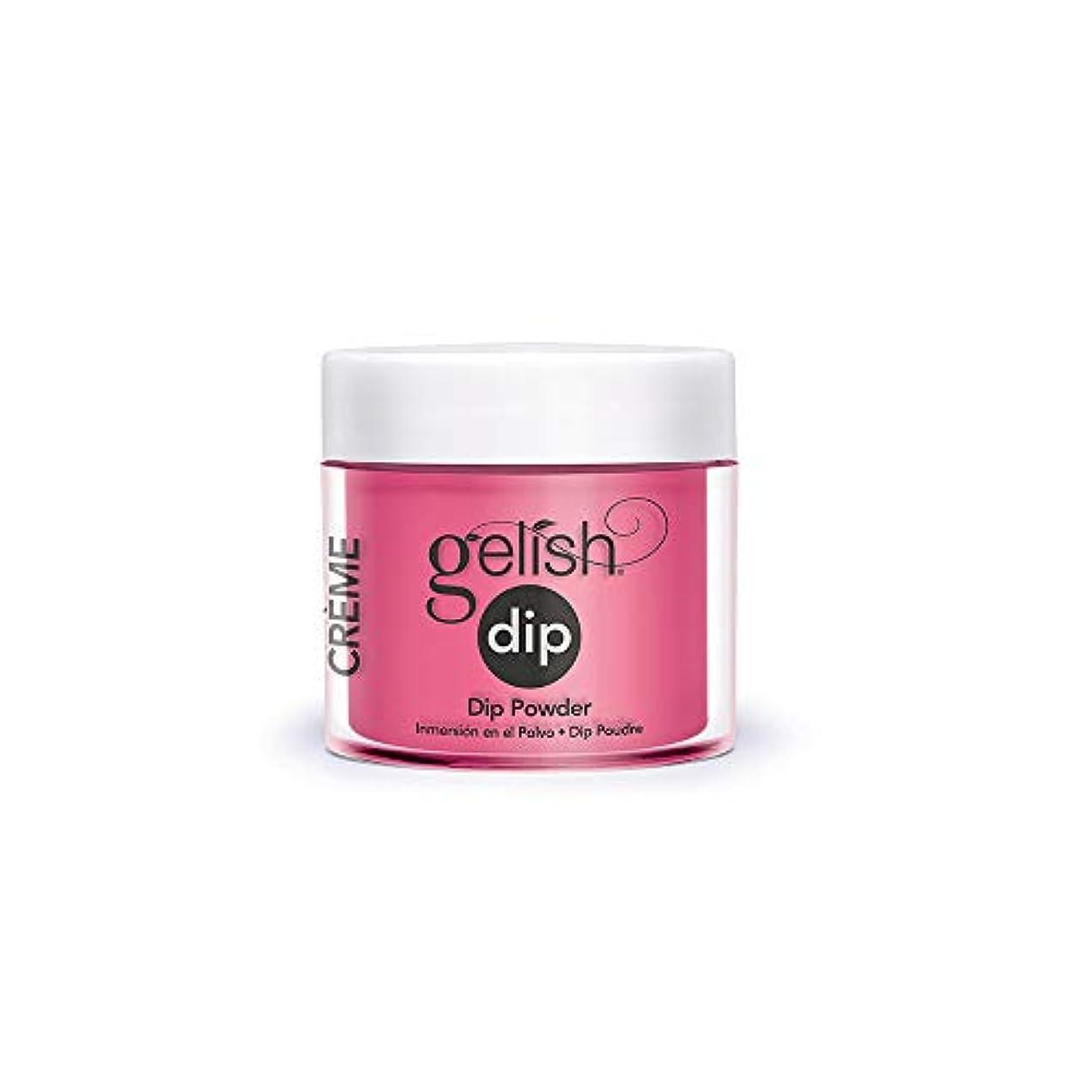 個人的に地中海に同意するHarmony Gelish - Acrylic Dip Powder - Don't Pansy Around - 23g / 0.8oz