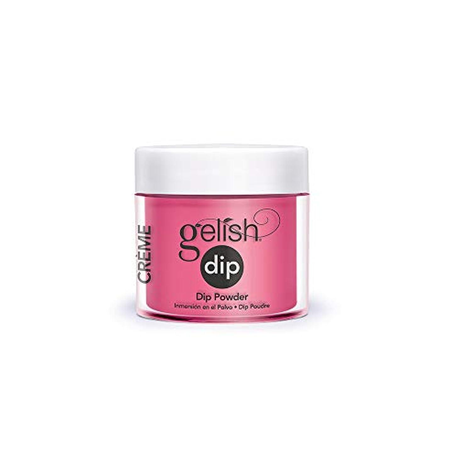 認めるクリスチャン先例Harmony Gelish - Acrylic Dip Powder - Don't Pansy Around - 23g / 0.8oz