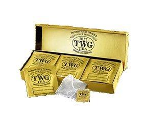 TWG Tea 1837ブラックティー ティーパック 15個入