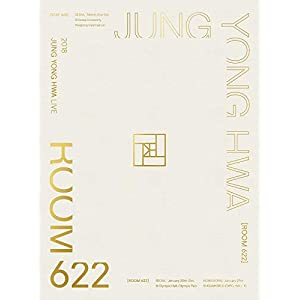 2018 JUNG YONG HWA LIVE [ROOM 622] [DVD]
