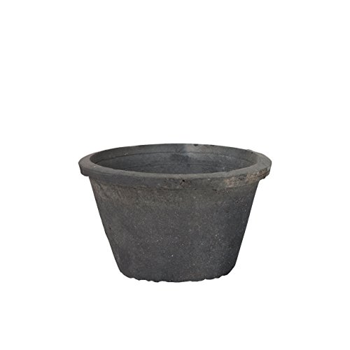 RoomClip商品情報 - 植木鉢 陶器 モスポット 100 XS 3号 グレー