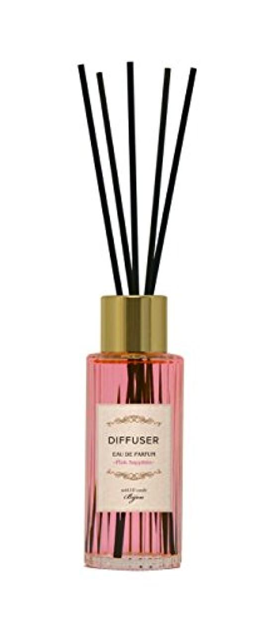 カーテン悩み始めるnobLED candle Bijou ディフューザー ピンクサファイア Pink Sapphire Diffuser ノーブレッド キャンドル ビジュー