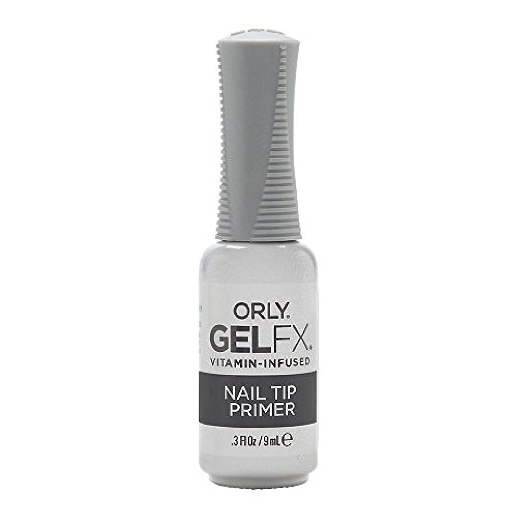 道徳チケット慈悲Orly GelFX Gel Polish - Primer - 0.3oz / 9ml