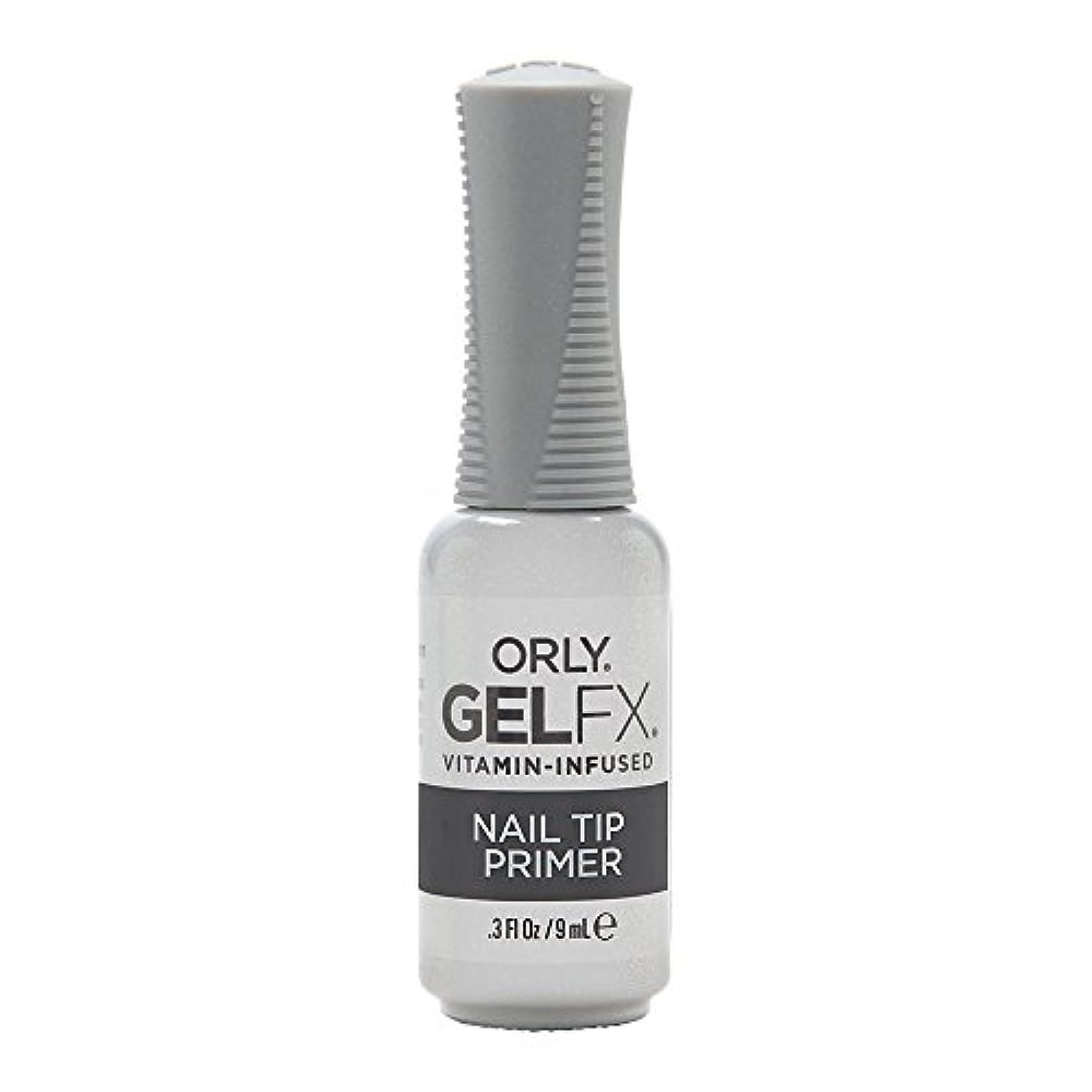 引退した寄託悪因子Orly GelFX Gel Polish - Primer - 0.3oz / 9ml