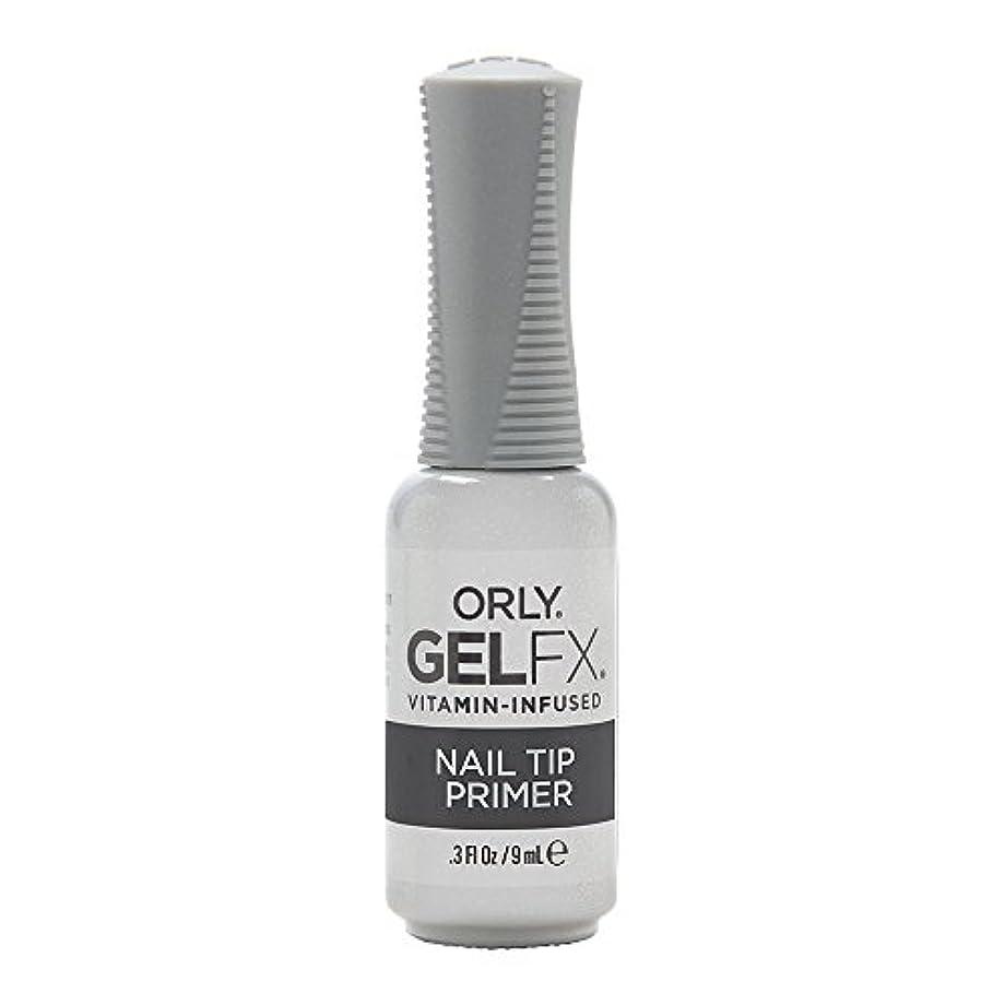 オリエンタルアコード独創的Orly GelFX Gel Polish - Primer - 0.3oz / 9ml