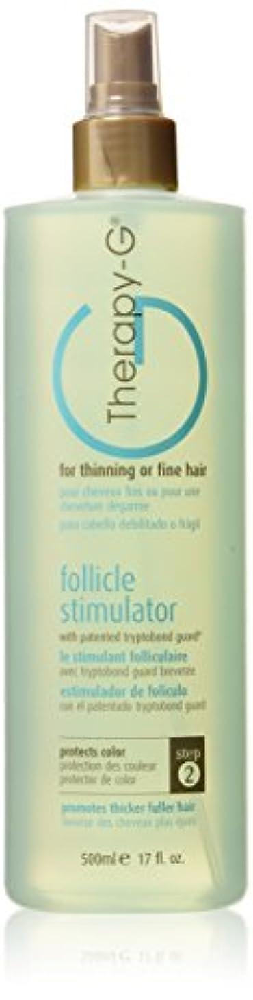 ハチ有名な徒歩でセラピーg Follicle Stimulator (For Thinning or Fine Hair) 500ml [海外直送品]