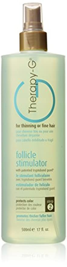 ユーザー震えファンセラピーg Follicle Stimulator (For Thinning or Fine Hair) 500ml [海外直送品]