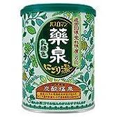 薬泉バスロマンN 乳緑色 650g
