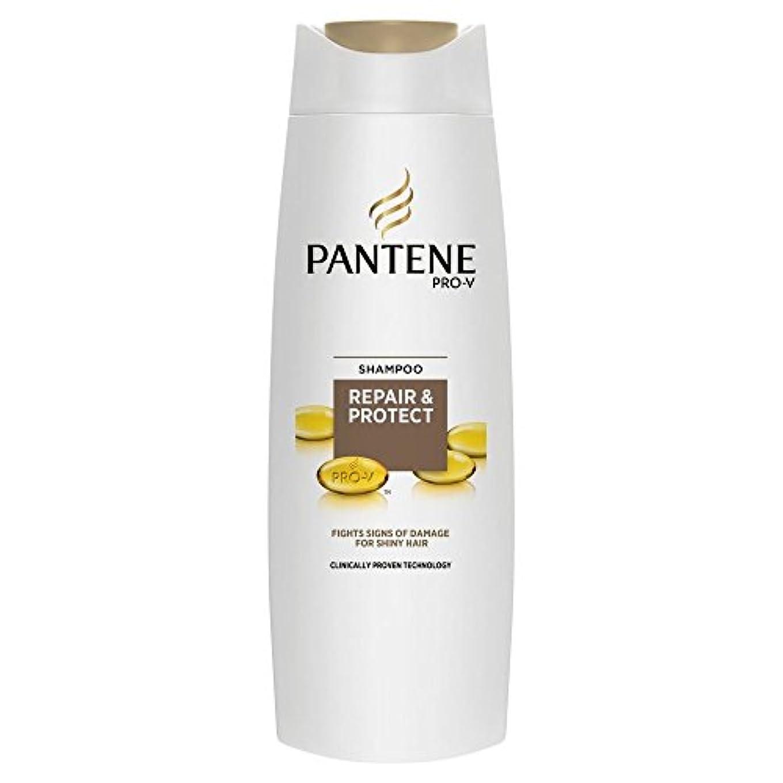 殺す狭い財政Pantene Pro-V Repair & Protect Shampoo (400ml) パンテーンプロvの修理やシャンプーを保護( 400ミリリットル) [並行輸入品]