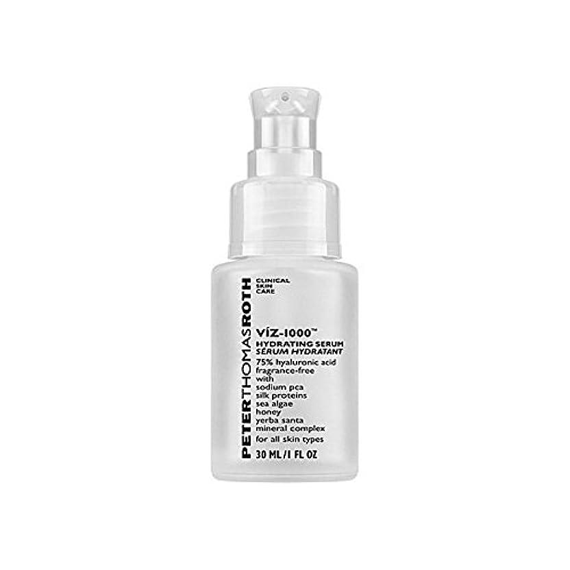 数学的なあえてストラトフォードオンエイボンPeter Thomas Roth Viz-1000 Hydrating Serum 30Ml (Pack of 6) - ピーター?トーマス?ロスすなわち-1000水和セラム30 x6 [並行輸入品]
