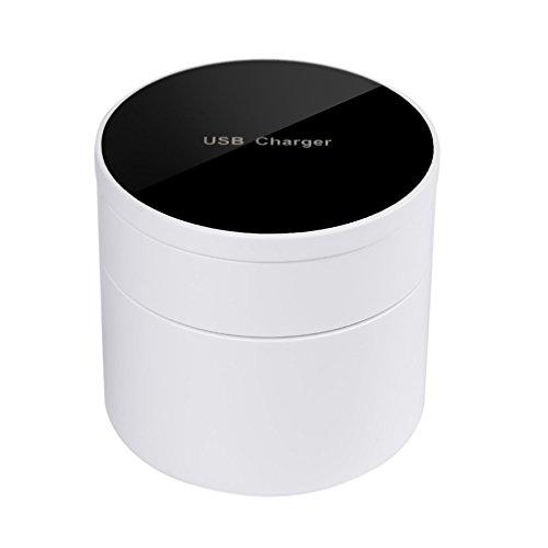 USB急速充電器 10ポート 40W AC充電器 acアダプター チャージャー iPhone/Android/タブレットなど対応