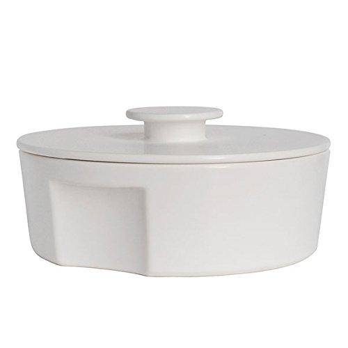 セラミックジャパン Ceramic Japan do-nabe 240 IH対応土鍋24cm ホワイト DN-240IH-WH