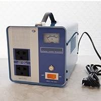 スワロー電機 【受注生産のため納期約2週間】電圧安定装置170~260V→100V 1000W AV