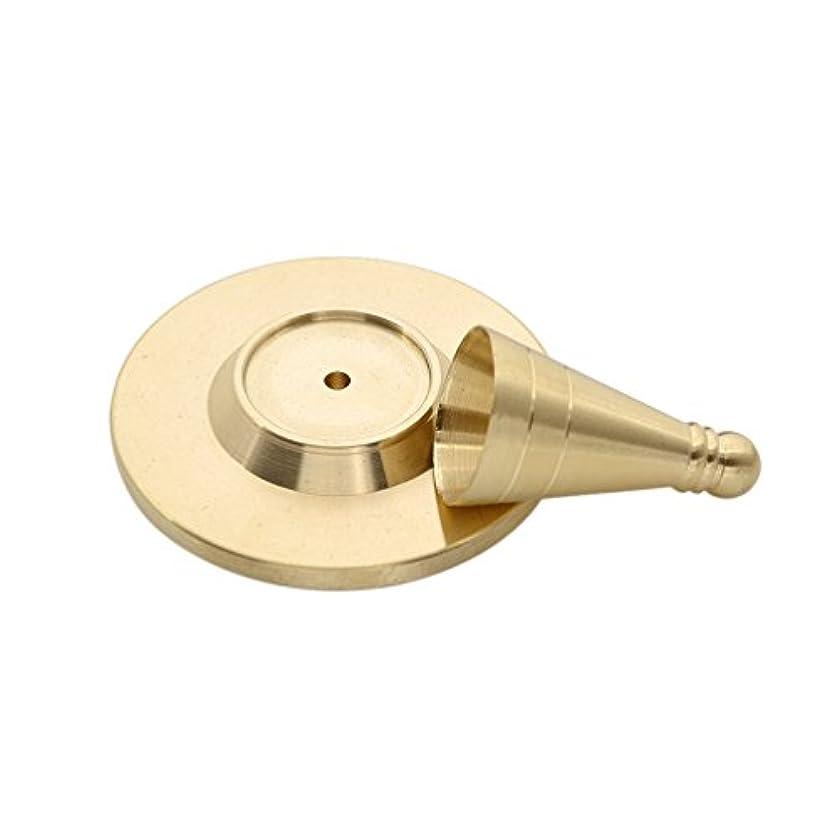 退却守るドット(ライチ) Lychee 手作り お香 DIY用 ツール インセンス コーンタイプ 円錐 モールド 自家製 高さ3.5cm