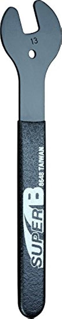 ガード驚かす経過SUPER B(スーパービー) ハブコンレンチ 13mm 8648