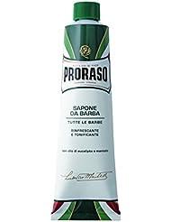 PRORASO(ポロラーソ) シェービングクリーム リフレッシュ