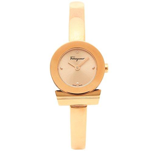 [フェラガモ] 腕時計 レディース Salvatore Ferragamo FQ5110017 ローズゴールド [並行輸入品]