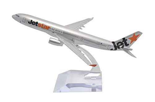 TANG DYNASTY 1/400 16cm ジェットスター航空 Jetstar Airways エアバス A330 高品質合金飛行機プレーン模型 おもちゃ