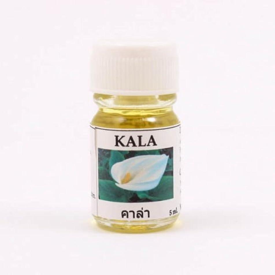 明日ヘッドレス滑りやすい6X Kala Aroma Fragrance Essential Oil 5ML. (cc) Diffuser Burner Therapy
