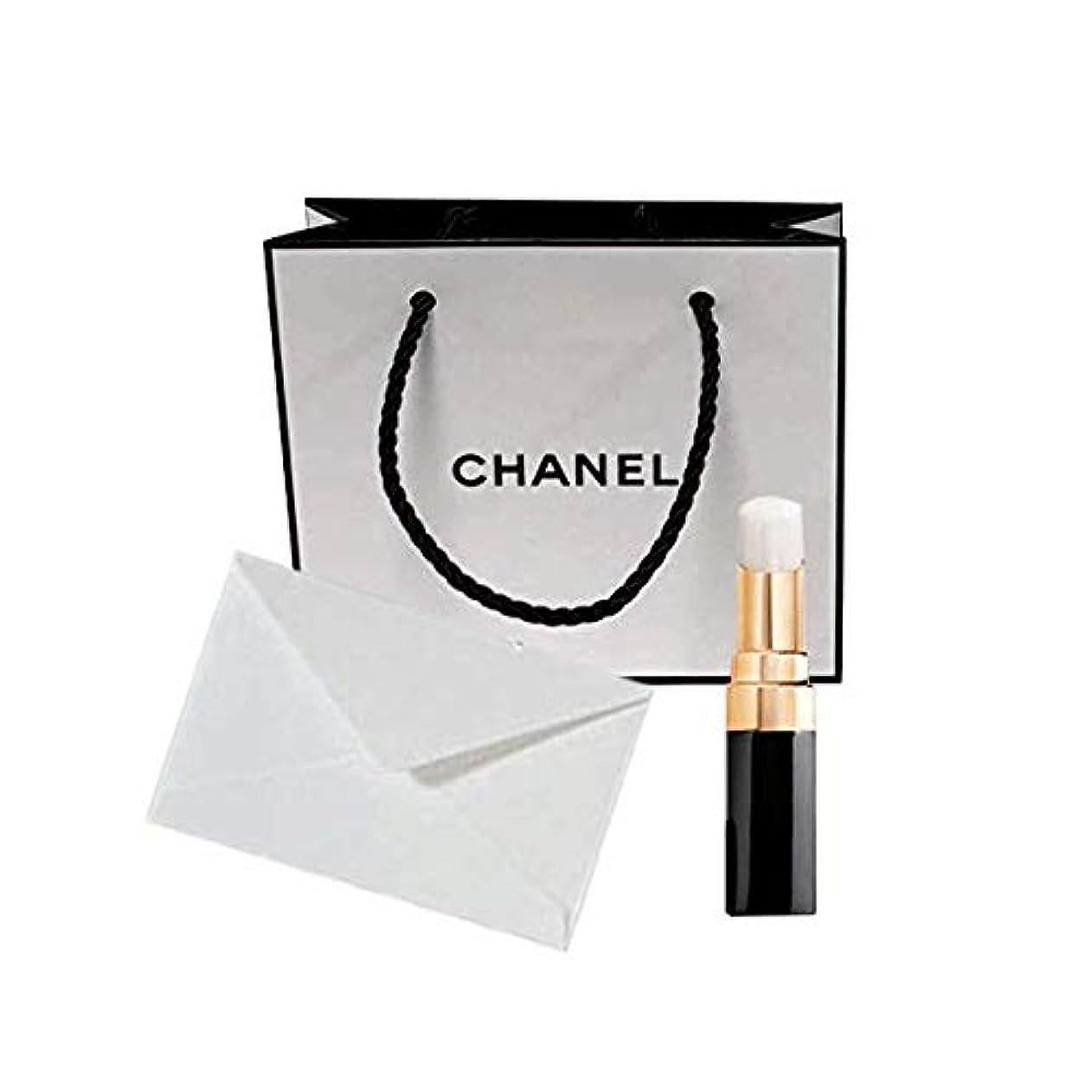 容疑者昇進手紙を書くCHANEL シャネル ルージュ ココ ボーム