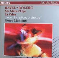 Bolero / Ma Mere L'Oye / La Valse