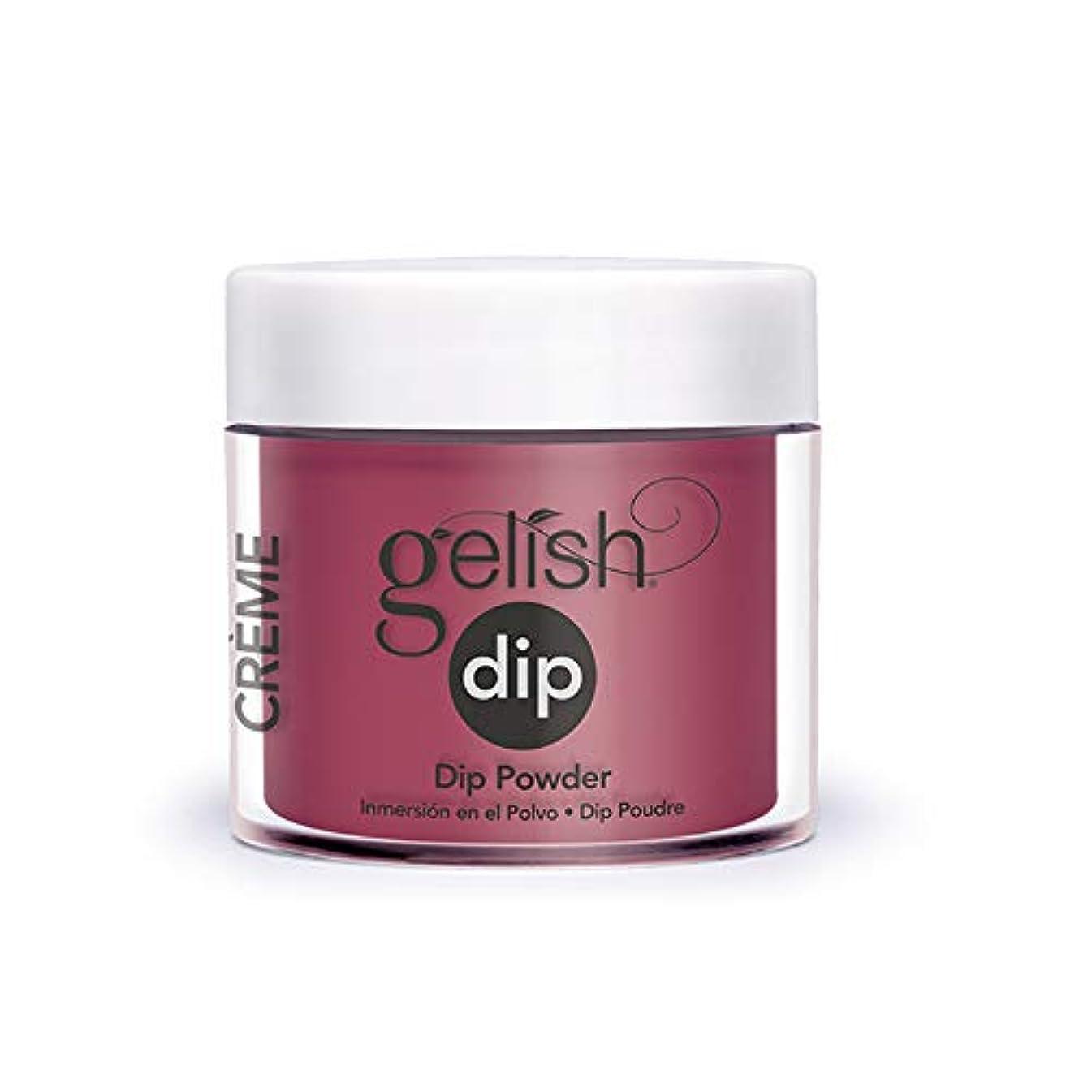 タイムリーな手荷物詐欺Harmony Gelish - Acrylic Dip Powder - Man of the Moment - 23g / 0.8oz