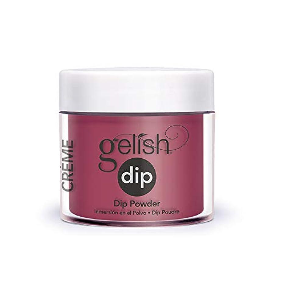 ホイッスル取得健全Harmony Gelish - Acrylic Dip Powder - Man of the Moment - 23g / 0.8oz