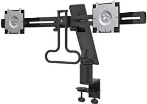 Dellディスプレイ モニターアーム デュアル用 19-27インチ対応 MDA17