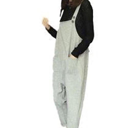 [해외](란톤) RAN TON 올인원 세련된 출산 着?せ 바지 겉옷 여성 M ~ L <검은 화산재>/(Ranton) RAN TON All-in-one fashionable maternity wear thin overallor outerwear M ~ L <black ash>