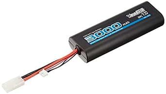 YOKOMO Lipo 30C 7.4V 3000mAh バッテリー ストレート YB-L300A