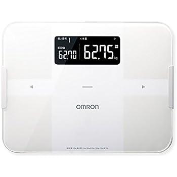 オムロン 体重体組成計 HBF-255T-W