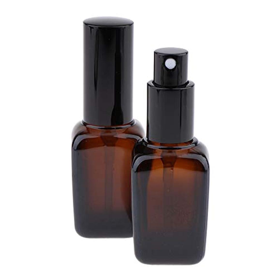 スノーケルデコレーションうそつき香水 アロマテラピー エッセンシャルオイル ボトル 10/20/30/50/100ml ガラス 5サイズ選べ - 30ml