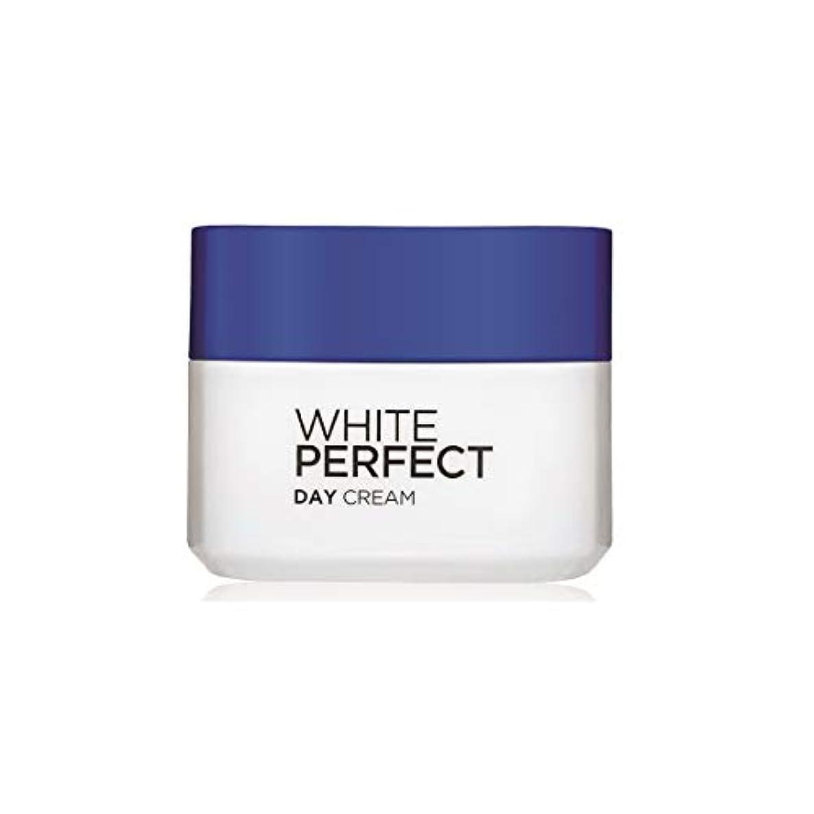 香水ブランク銀行ロレアルパリ ダーモエキスパタイズホワイトパーフェクトフェアネスコントロール モイスチャライジングクリーム デイ SPF17 PA+++ 50ml 50ml/1.7oz