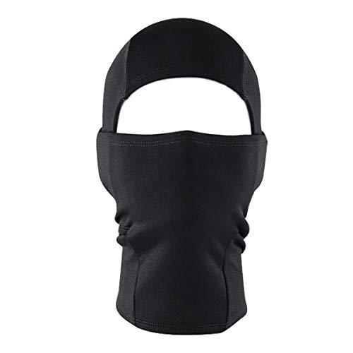 S4R(エスフォーアール) フェイスマスク 防寒 インナーキャップ サイクルキャップ バイク 冬 顔全体をカバー