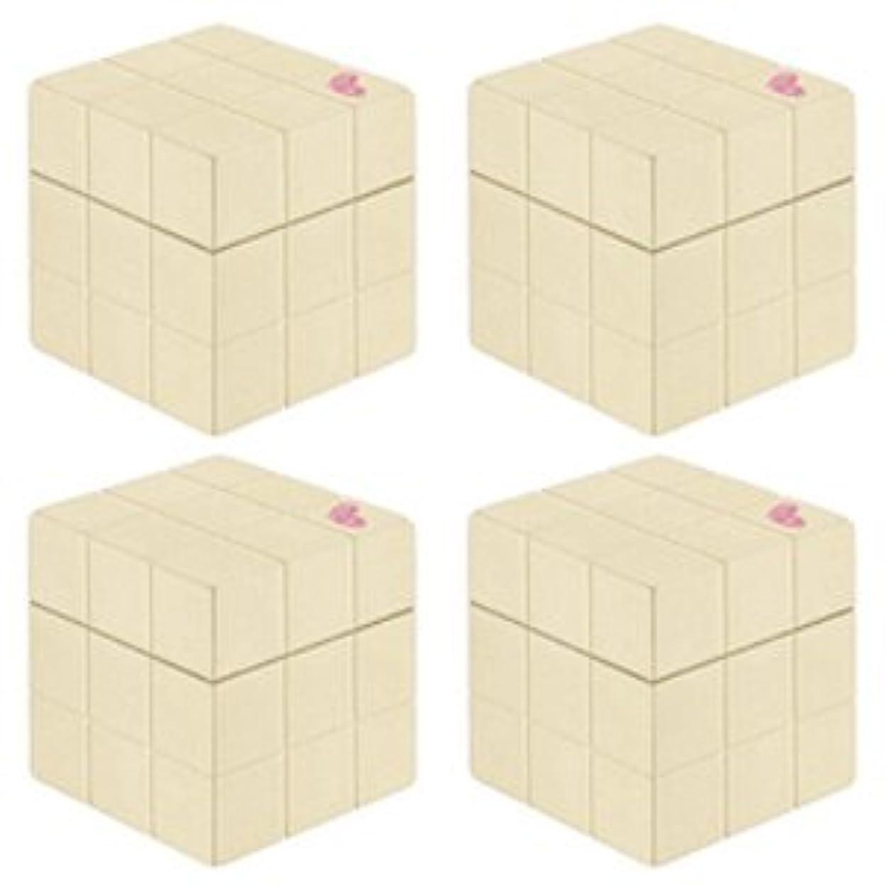 プラスチックビザ天の【X4個セット】 アリミノ ピース プロデザインシリーズ ニュアンスワックス バニラ 80g